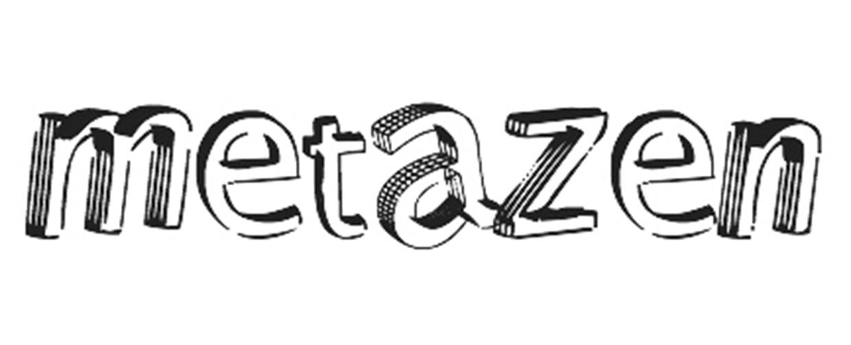 I wanted it to be zen – Remembering Metazen