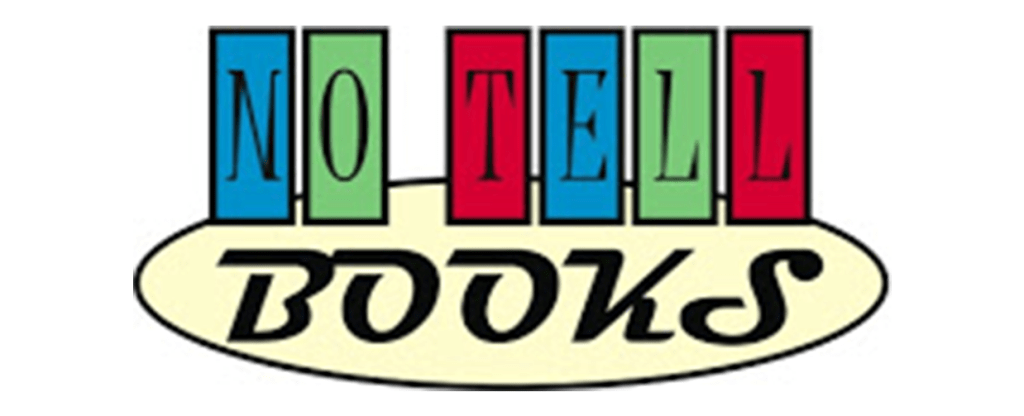 No Tell Books logo