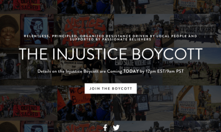 #InjusticeBoycott Update
