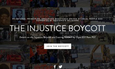 #InjusticeBoycott Update