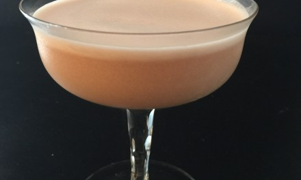 I Made a Flamenco for Amy (And Here I Am Writing About Death & Co's Cocktail Book)