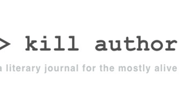The Death of > kill author