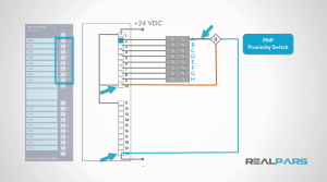 How to Wire Discrete DC Sensors to PLC  Part 2 | PLC Programming Courses for Beginners | RealPars
