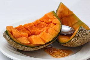 cantaloupe Safe Fruit and Vegetable for dogs