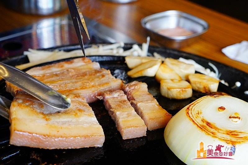 I'm Gogi 韓國烤肉專門店 韓國人開的道地韓式烤肉 有桌邊服務 值得再訪