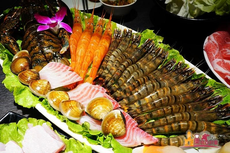 舞古賀涮涮屋 豪華霸氣痛風蝦爆雙人套餐 吃得到新鮮波士頓龍蝦 飲料冰淇淋無限享用