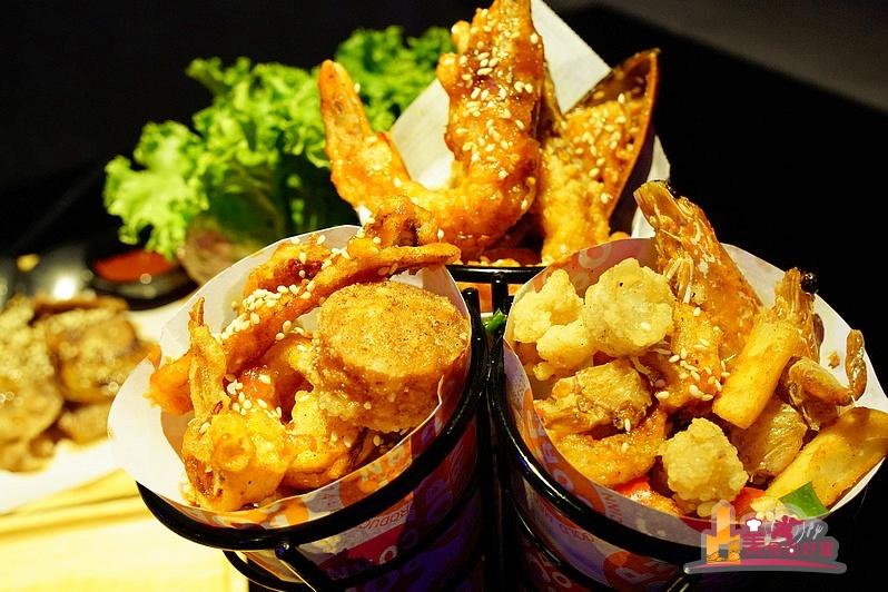 【高雄韓式料理】創意韓式料理宵夜也吃得到 大月韓食創意料理
