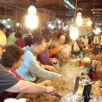 【高雄羊肉爐】內惟市場劉家中藥羊肉爐  市場人氣秒殺羊肉只在冬天開賣