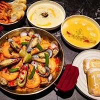 【高雄異國料理】17號西班牙餐酒館  西班牙經典海鮮烤飯、油封蒜油蝦 巷弄裡的私房聚會空間