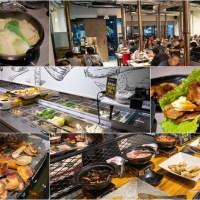 【高雄吃到飽】花福韓燒 學生小資族大口吃肉天堂 平價韓式燒肉火鍋吃到飽
