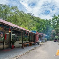 【高雄土雞城】美濃龍山土雞城 現烤桶仔雞大啖客家傳統料理