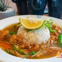 【東港餐廳】遇見蔬食館(原變型特區餐廳) 東港蔬食料理
