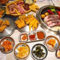 【高雄吃到飽】囍韓燒 燒肉火鍋吃到飽 夢時代韓式燒烤吃到飽餐廳