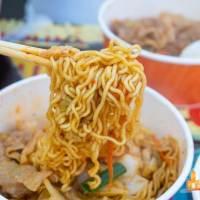 【高雄夜市】明洞姥姥韓式炒麵 瑞豐夜市韓式料理小吃