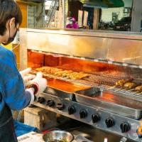 【高雄串烤】烤串小賣所 前鎮宵夜平價烤串15元起跳 有招牌醬燒、特調椒鹽口味