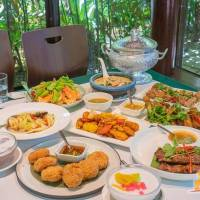 【高雄食記】夜泰美泰式餐廳(小港淨園農場) 南洋渡假風包廂涼亭 享受美味泰式料理