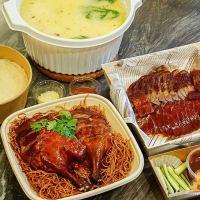 【高雄外帶】Hotel dùa悅品中餐廳 在家就能吃到飯店等級片皮櫻桃鴨一鴨四吃
