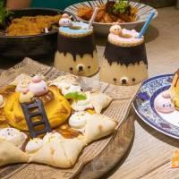 【高雄特色餐廳】Chuju waffle 雛菊鬆餅 大玩創意布丁披薩甜點、烤布丁奶昔