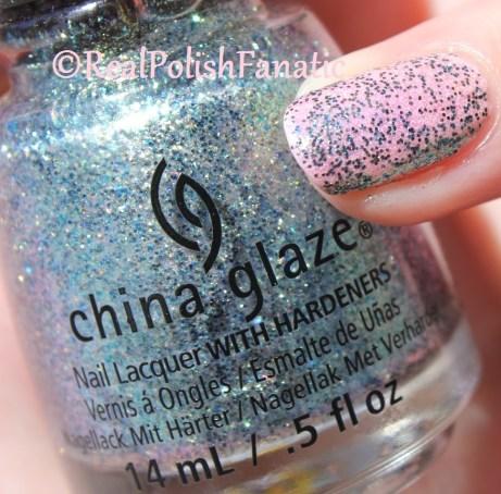 China Glaze - Fresh Prince-ss & Holo At Ya Girl // Fall 2016 Rebel Collection