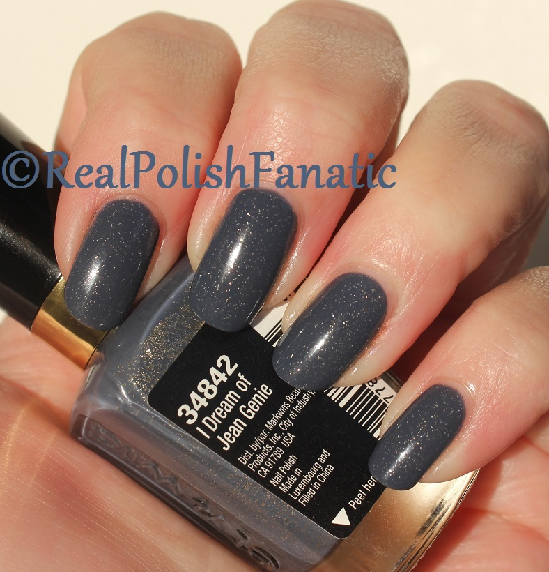 Wet n Wild - I Dream of Jean Genie // Holiday 2016 LE