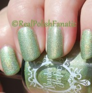 Powder Perfect - Mad As A March Hare // March 2017 For The Love Of Polish Box