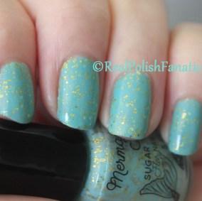 Sugar Flor - Mermaid Treasure