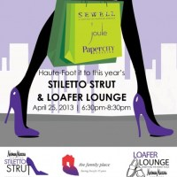Stiletto Strut & Loafer Lounge