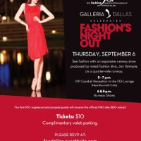 Galleria Dallas Celebrates Fashion's Night Out