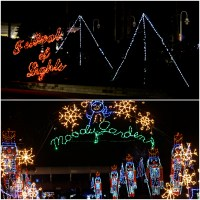 Festival of Lights Shine Throughout Moody Gardens