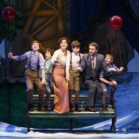 Finding Neverland Delights on Broadway