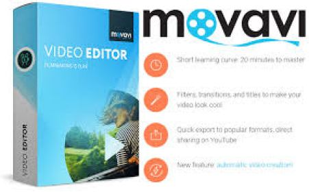 Movavi Video Editor 15.4 Crack With Activation Code Free Download 2019