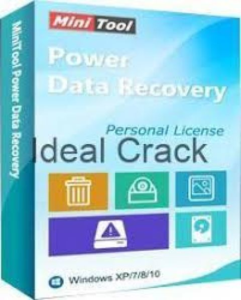 MiniTool Power Data Recovery 8.5 Crack + Registration Code Free Download 2019
