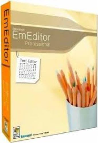 EmEditor Professional 18.9.7 Crack With Serial Key Free Download 2019