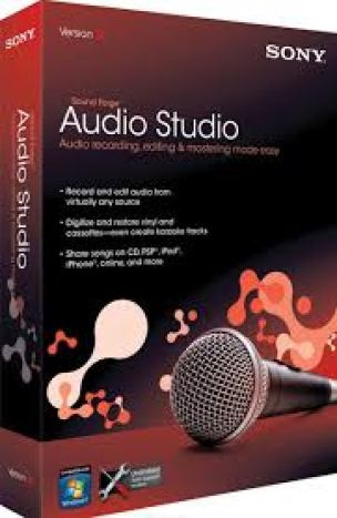 SOUND FORGE Audio Studio 13.0 Crack With Activation Key Free Download 2019
