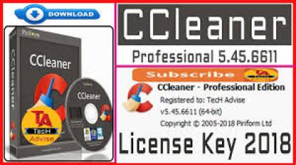 CCleaner Pro 5.60.7307 Crack With Product Key Free Download 2019