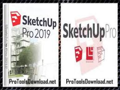 SketchUp Pro 2019 Crack With Serial Key Free Download