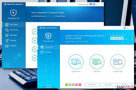 360 Total Security 10.6.0.1179 Crack With Registration Code Free Download 2019
