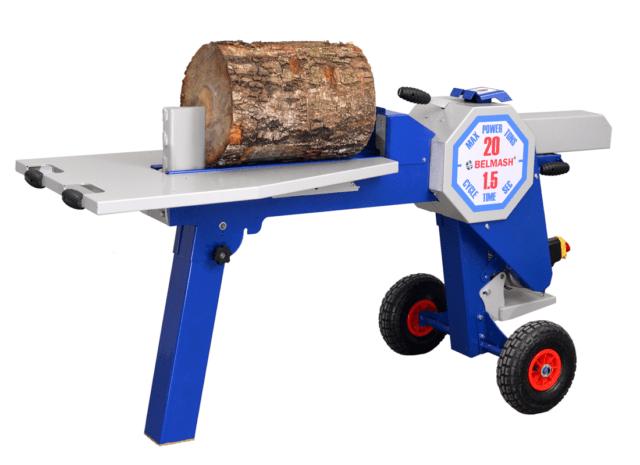 elektriline puulõhkumismasin