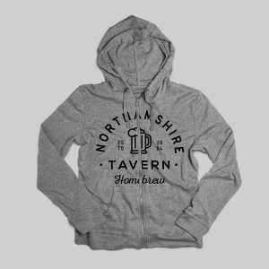 grey tavern hoodie