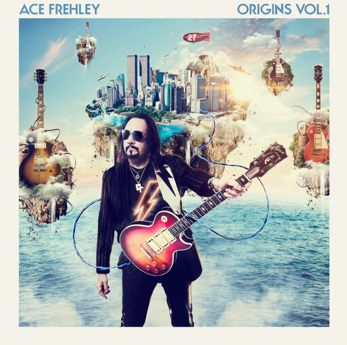 Track of the Day: Ace Frehley (feat. Paul Stanley) – Fire and Water