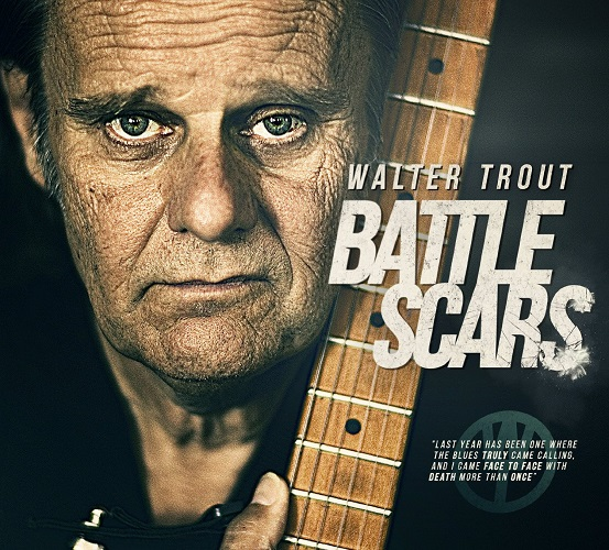 Shredding the Blues – Walter Trout's Battle Scars