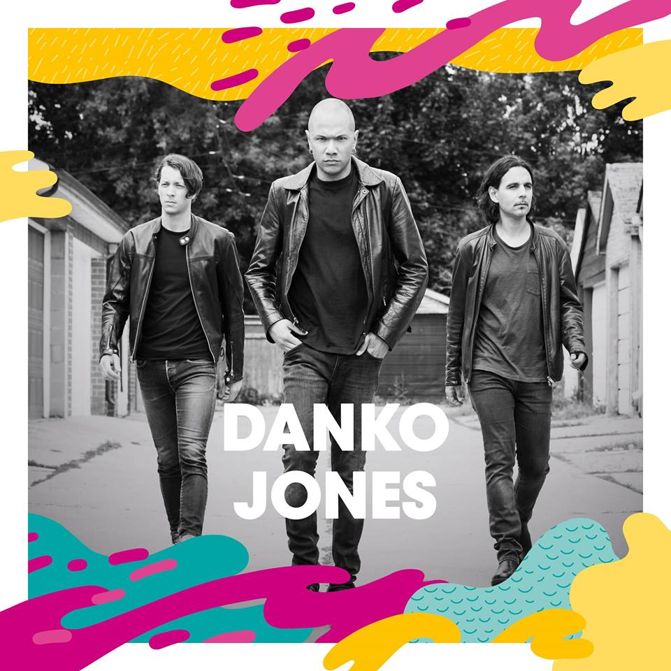 Track of the Day – DANKO JONES 'My Little RnR'
