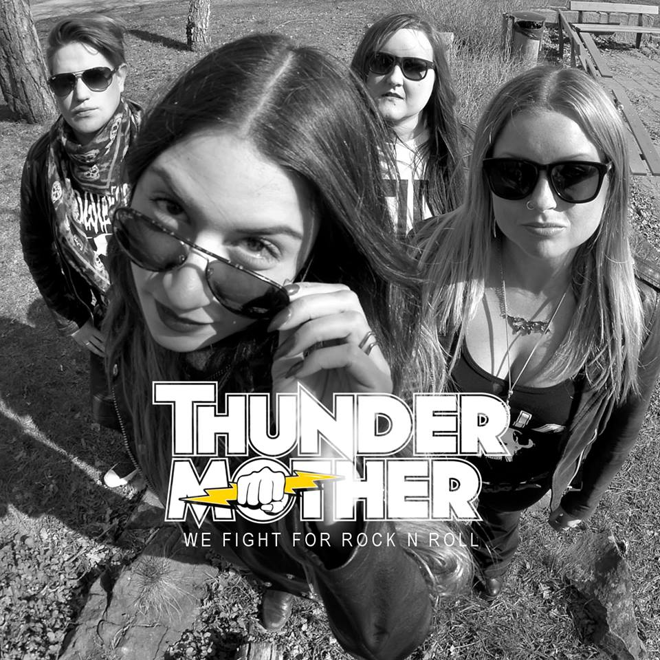 Track of the Day – THUNDERMOTHER 'We Fight For Rock N Roll'