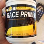 Get your race a boost with a little Race Primer! Full review of Runner's High Race Primer
