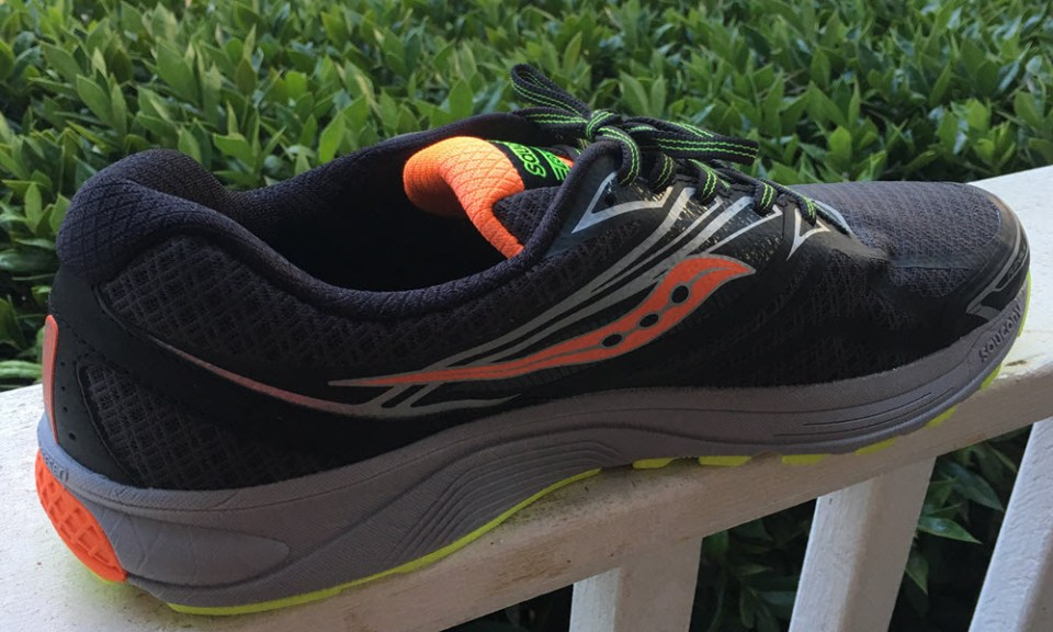 Sauccony GTX 9 Gor-tex Real Run Ryan Review