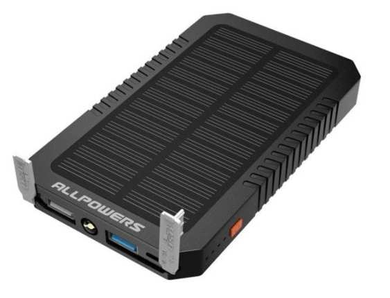 ALLPOWERS 12000mAh Portable Solar Charger Review