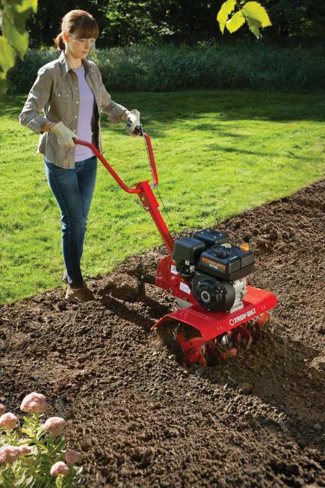 troy-bilt tiller review