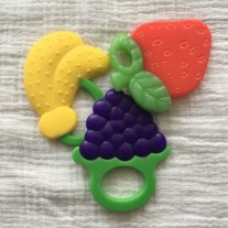 Tinukim Fruit Soothing Teethers - Real Simple Mama