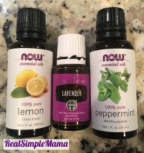 NOW essential oils - Real Simple Mama