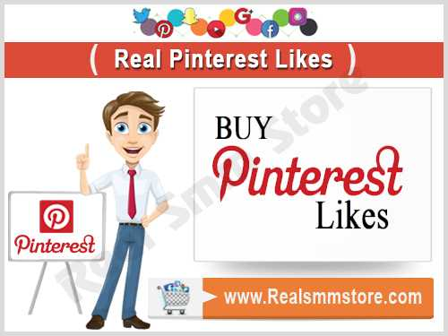 Real Pinterest Likes